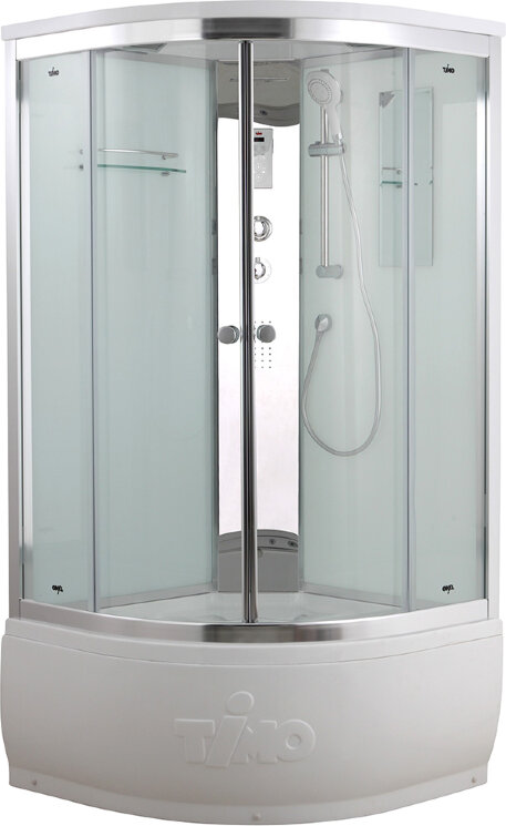 Душевая кабина Timo Comfort T-8800 Clean Glass 100х100х220